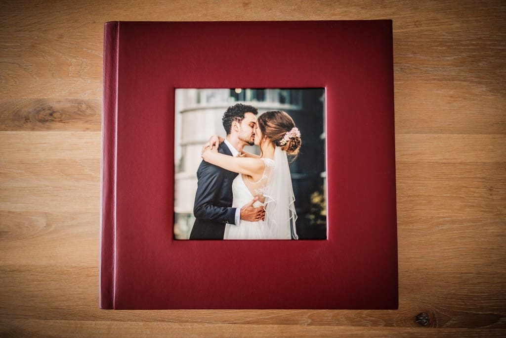 Exklusives Hochzeitsalbum - Hochzeitsfotograf Roland Gutowski