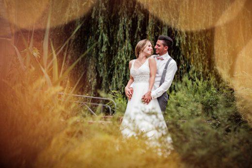 Brautpaarshooting an der Burg Linn