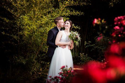 Brautpaarshooting am Schloss Dyck