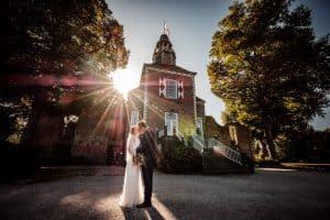 Hochzeit auf Schloss Hertefeld