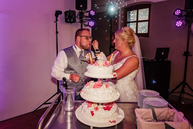 Hochzeitsfeier Gut Krusshof