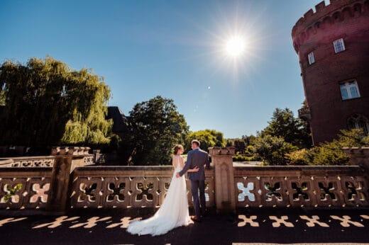 Hochzeit auf Schloss Moyland